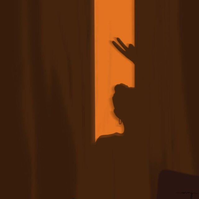 Peace out ✌️ 2020  @salome_vander  - - - - - - - - #dailyfeaturedfavorites #creativeasswomen  #illustration #artmash #digitalart #Digitalartwork #artistsofinstagram #artistoninstagram #womeninbusiness #instartist #makeart #discoverpage #pencil #artiftheday #procreate #viral #creation #gift #picturetodrawing #giftidea #customportrait #customdigitalillustration #familyillustration #giftidea #christmasgift #iamallwoman #winter #trending #amazingcreativesco #georgbrushes #bye2020
