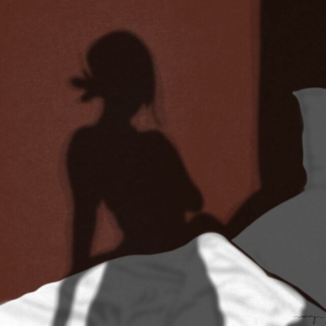 Shadow.  📷 @hausandhues - - - - - - - - - #dailyfeaturedfavorites #creativeasswomen  #illustration #artmash #digitalart #Digitalartwork #artistsofinstagram #artistoninstagram #womeninbusiness #instartist #makeart #discoverpage #artiftheday #procreate #viral #creation #gift #picturetodrawing #giftidea #customportrait #customdigitalillustration #familyillustration #giftidea #christmasgift #iamallwoman #winter #trending #amazingcreativesco #georgbrushes